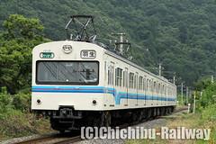 1000系車両☆秩鉄オリジナルカラー(1010F)