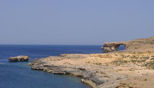 Azure Window, Dwejra Bay