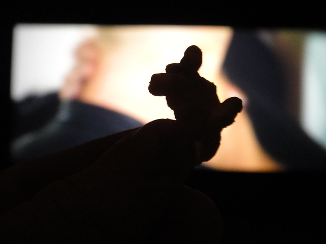 movie theater popcorn silhouette | Flickr - Photo Sharing!