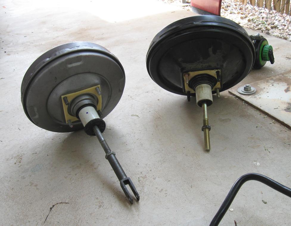 quattroworld com Forums: my vacuum brake booster conversion