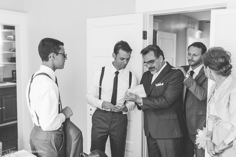 Groom family preparation