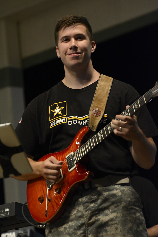 United States Army Band Downrange - July 17th, 2016