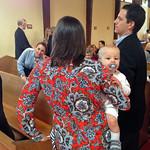 Baptisms 2016
