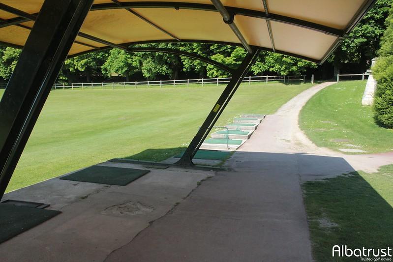 photo du golf Golf De Villarceaux - Practice - Putting green
