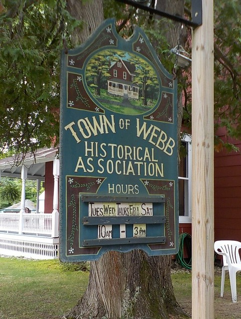Town of Webb Historical, Nikon COOLPIX S33