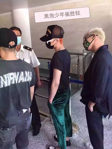 Big Bang - Dalian Airport - 26jun2015 - 234987232 - 04