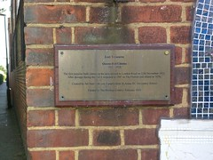 Photo of Bronze plaque number 41821