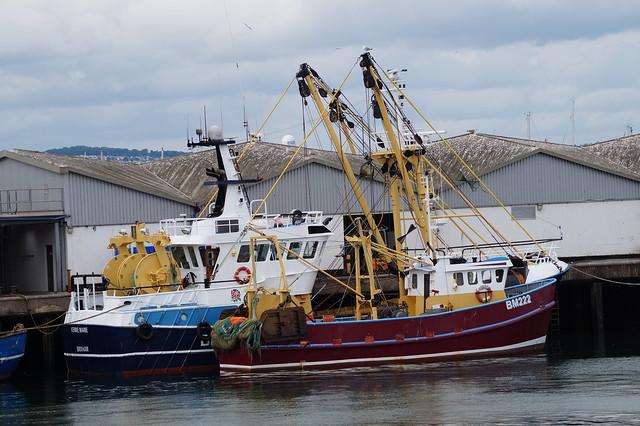 1 DSC04916. Fishing Trawlers, Sony SLT-A58, Sony DT 55-200mm F4-5.6 (SAL55200)