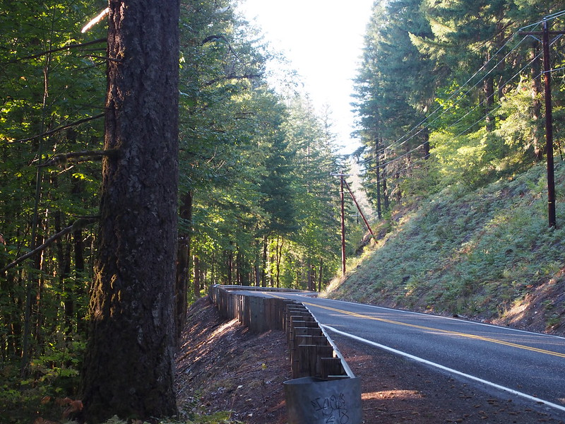 Wind River Road