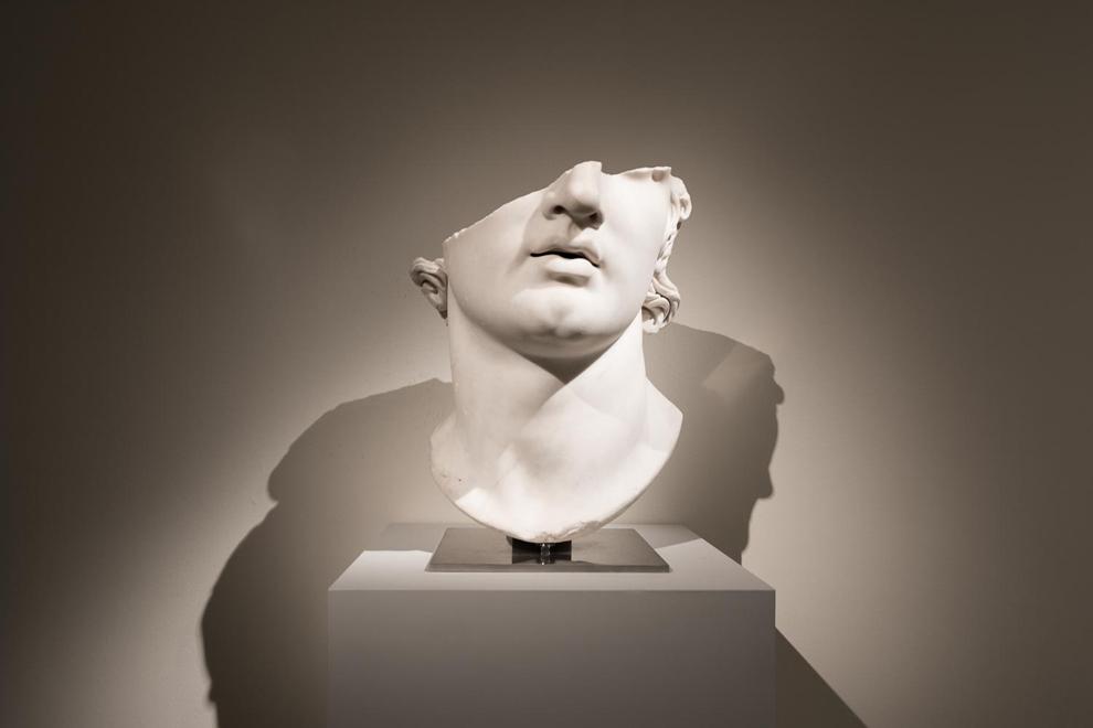 pergamon head the MET