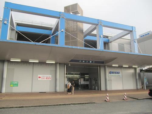 若松競艇場の入口