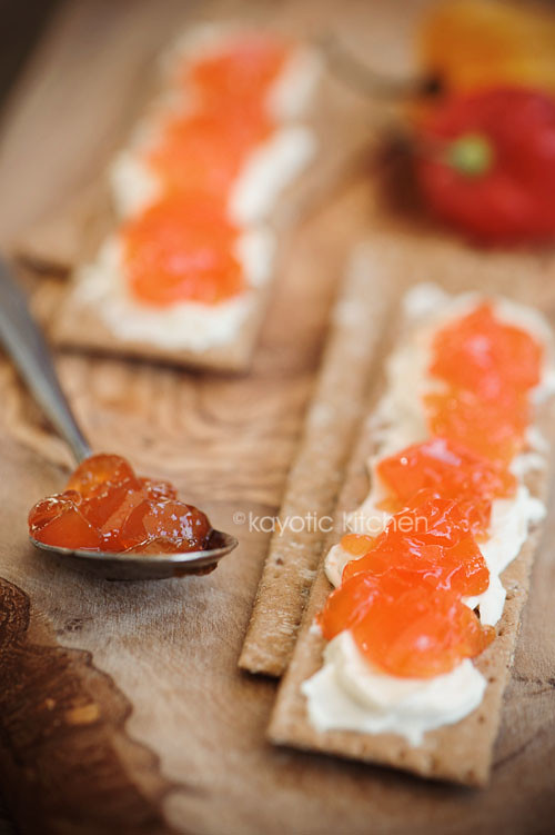 Surinamese Pepper Jelly