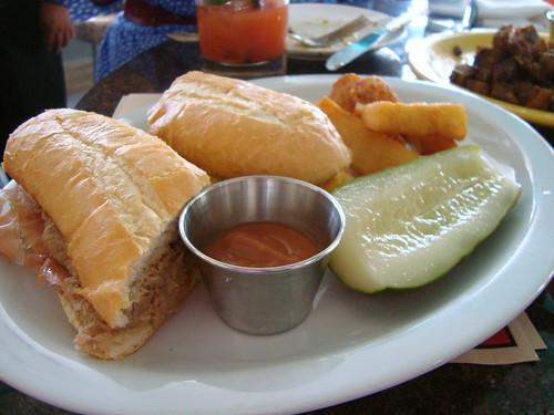 Cuban Torta at Sunny Spot