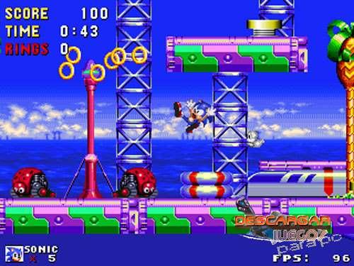 Open Sonic 3