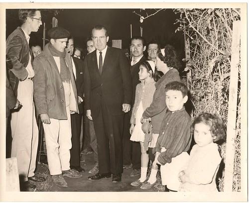 David Arthur Brigham and Richard M. Nixon