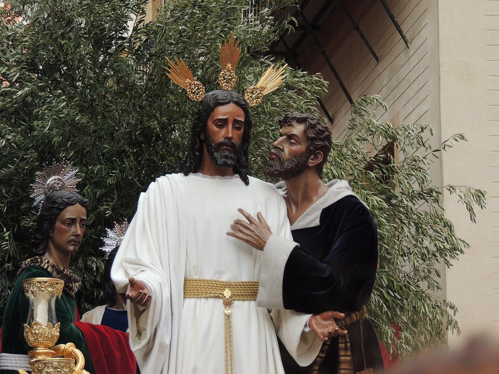 Hermandad del Beso de Judas 2013