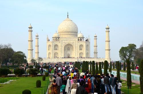 Taj Mahal by Ginas Pics