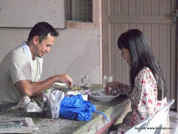 watak utama Sariyanti dan Norman Hakim