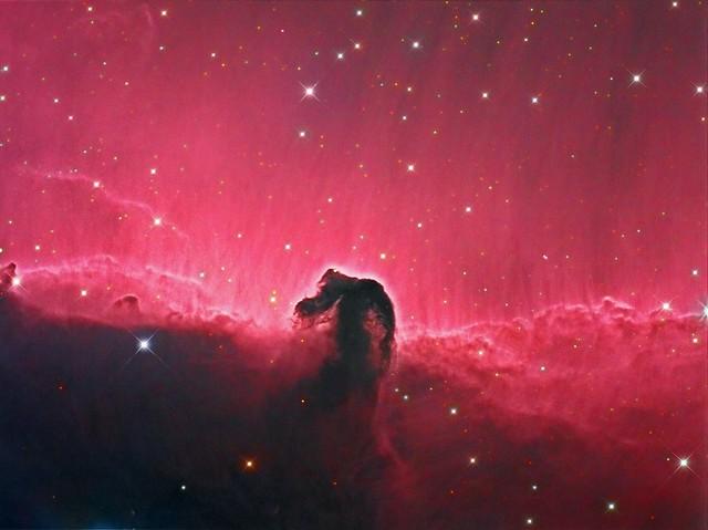 The Horsehead Nebula (Barnard33)