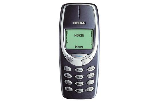 4. Nokia 3310