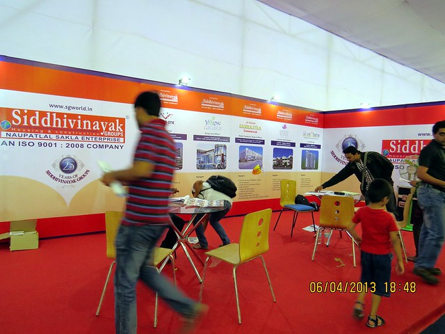 Siddhivinayak Group Pune - Maharashtra Times Pune Property Show April 2013