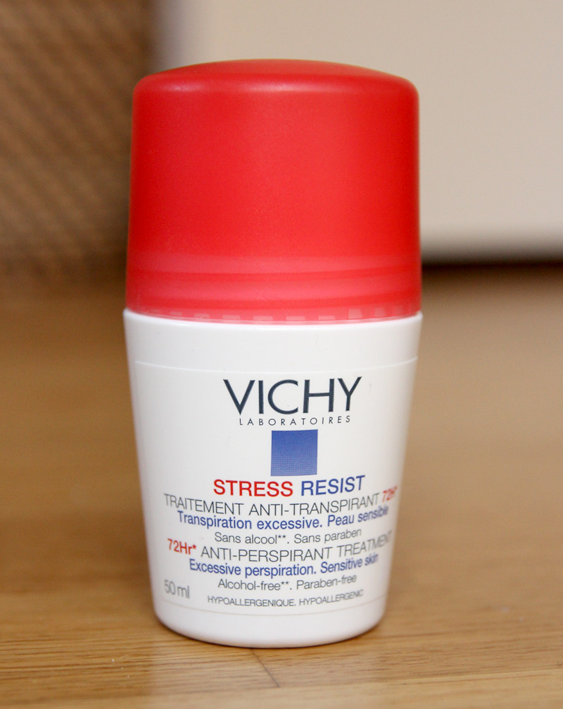 Vichy Stress resist 72hr anti-perspirant treatment