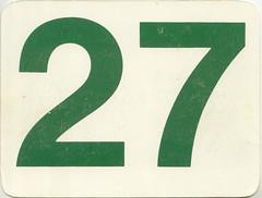calendrier  27