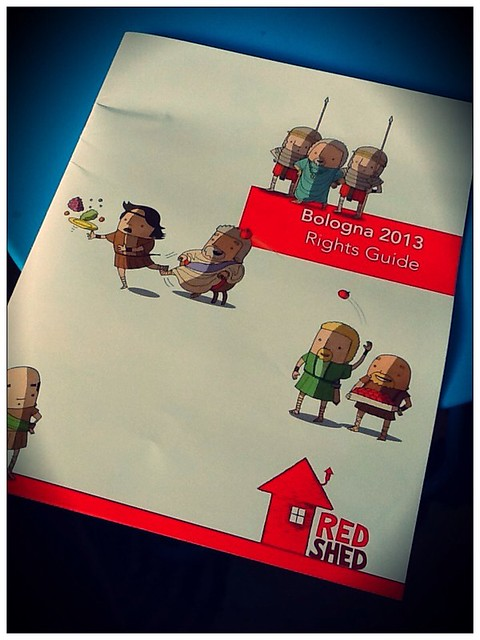 Red Shed Rights Guide 2013