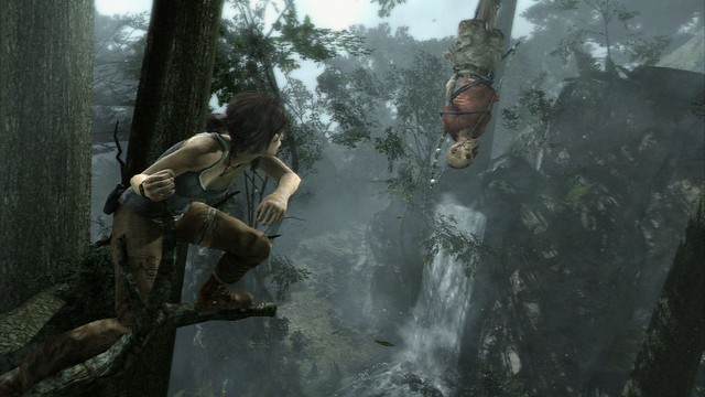 Tomb Raider - Screenshot 4