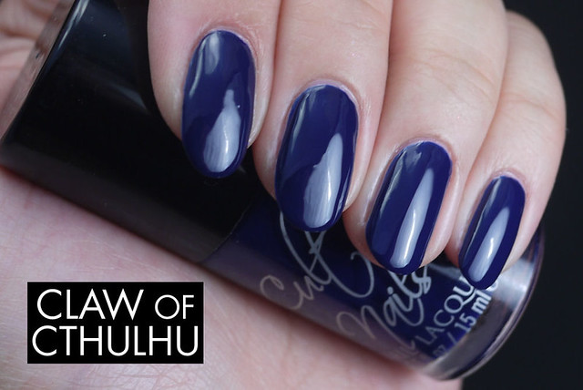 Cult Nails Time Traveler Swatch