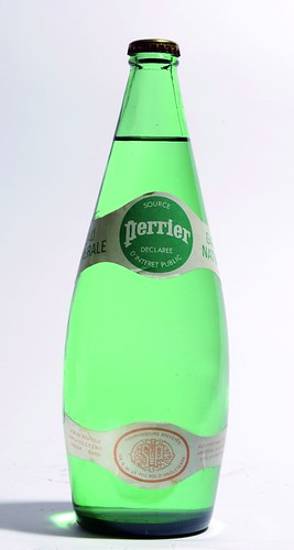 PERRIER THROUGH THE YEARS