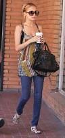 Nicole Richie Camisole Vest Celebrity Style Women's Fashion