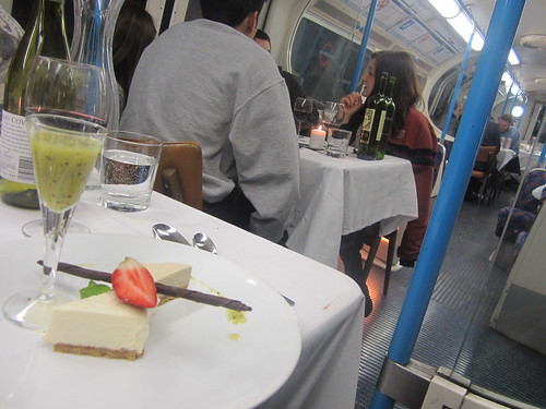 Dessert on the Tube