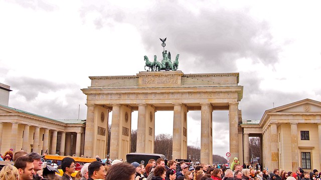 Europe 2013 | Brandenburg Gate @ Berlin, Germany