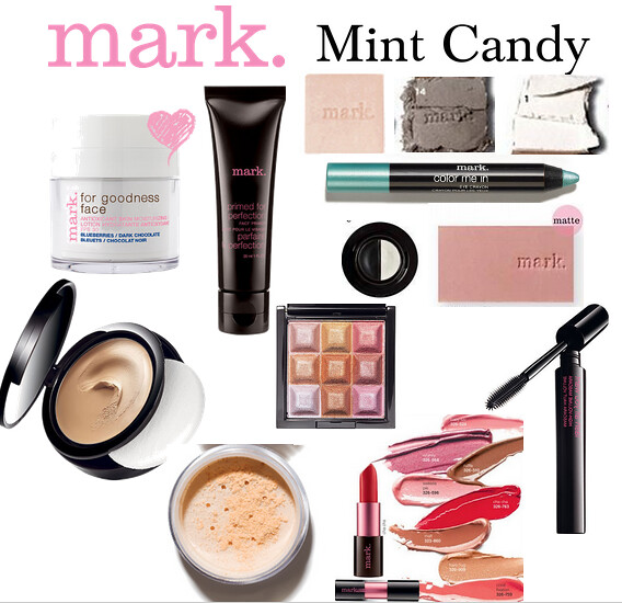 Living After Midnite: mark. Makeup Monday: Mint Candy
