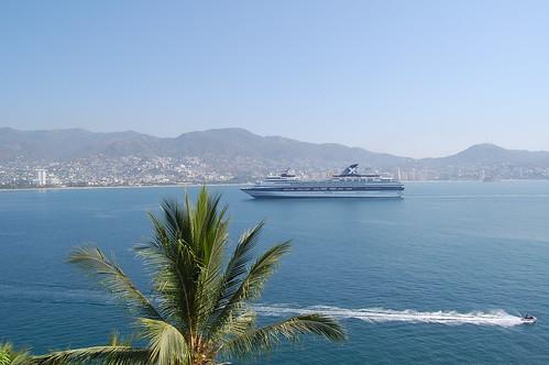 Cruise Ship Acapulco