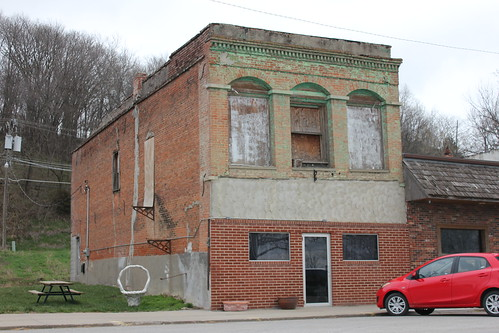 Downtown Building - Forest City, MO