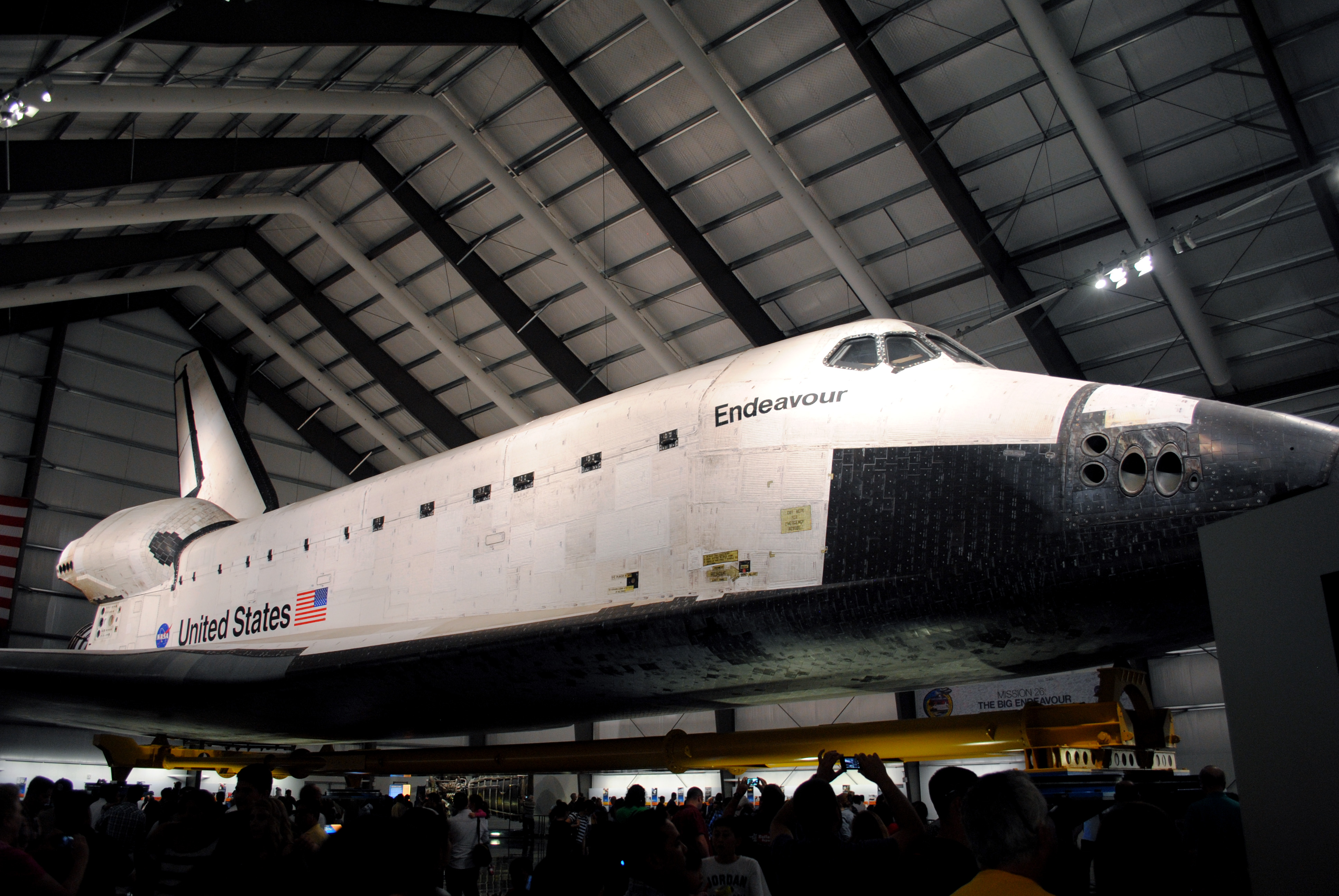 Space Shuttle By Evan0105