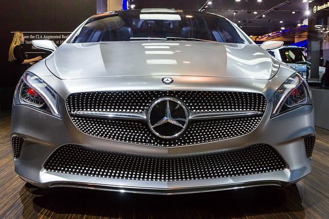 Mercedes-Benz - Concept Style Coupe