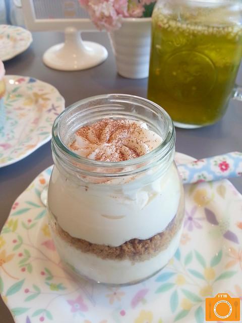 Vanilla Banoffee Cup-cake