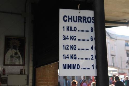 churros jerez