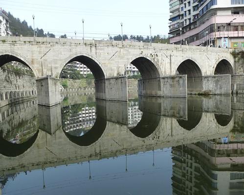Guizhou13-Zunyi- Xiang Jiang-Miroir (3)
