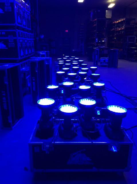 JB-lighting JBLED A7s in the CSL Rental Shop