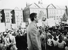 CIO Union Speaks Against DC Police Brutality: 1941