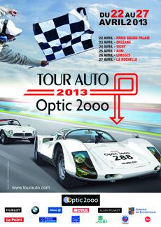 Tour Auto 2013