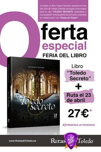 Feria del Libro Toledo Secreto