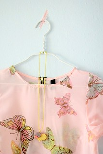 My Butterfly Blouse
