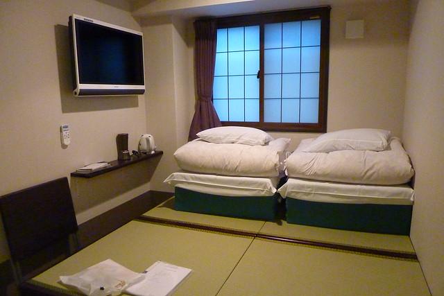 0628 - En el hotel de Kyoto