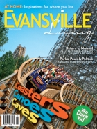 Cover story in May 2006's Evansville Living magaine