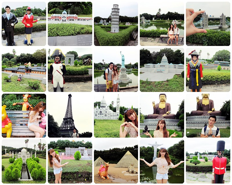 13 miniature park